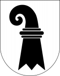 Emblem of the town Basel