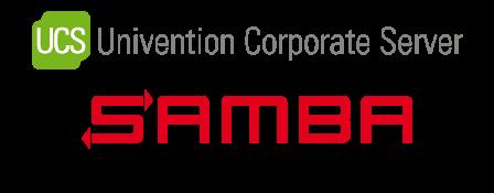 Logo UCS und Samba