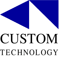 Custom Technology Logo
