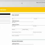 Univention Corporate Server user management