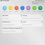 Univention Management Console overview780x800