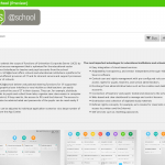 App Center Provider Portal. Beispiel: UCS@school.