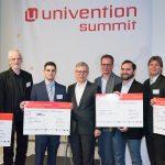 Verleihung des Univention Absolventenpreises 2017
