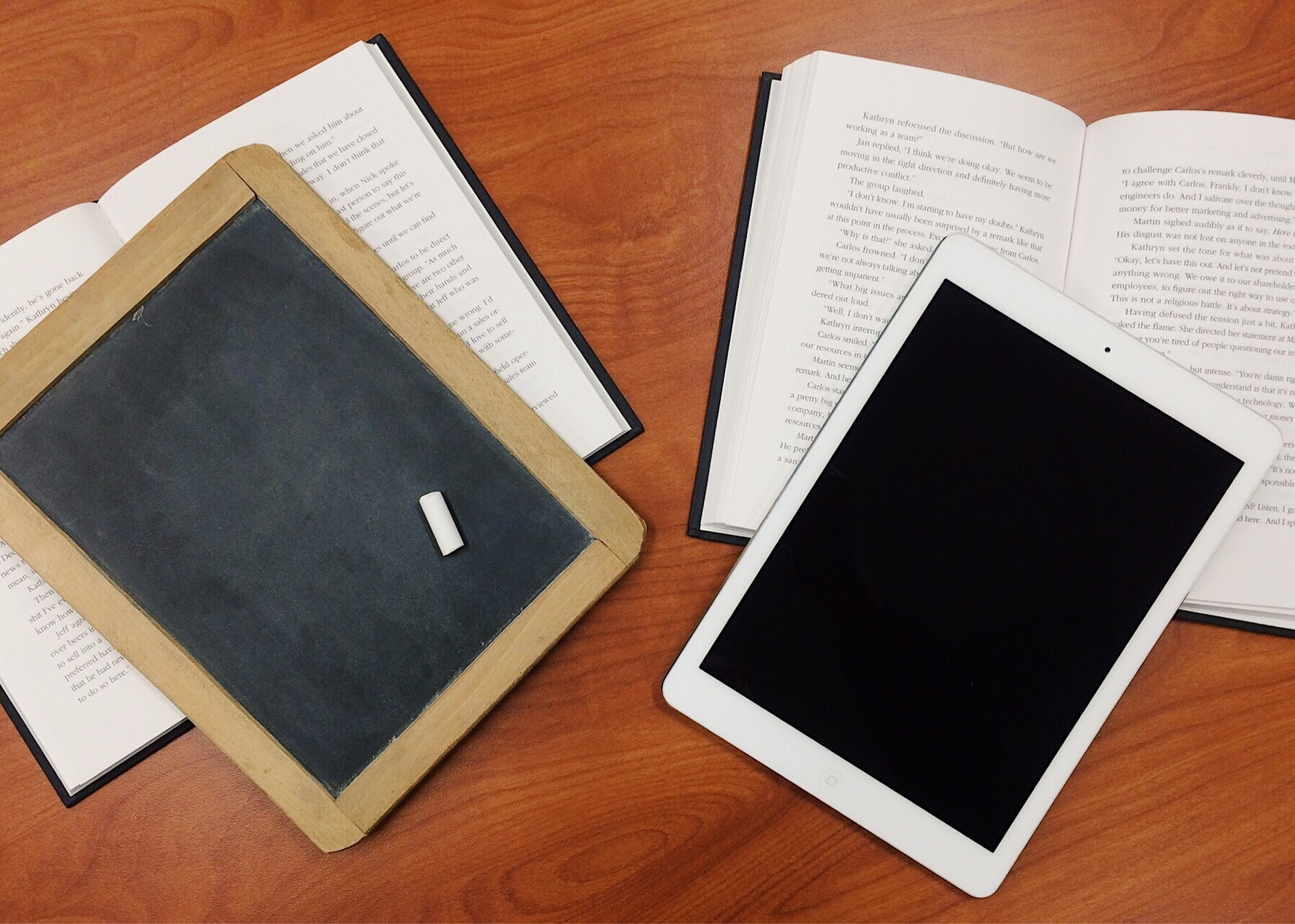 Administration Of Tablets In Schools With Mobile Device Management