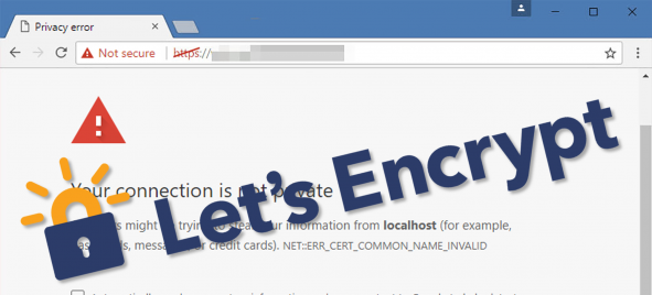 Chrome Warns Users against HTTP – Configure HTTPS in UCS Easily and ...
