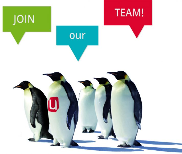 Image: Univention Pinguin: join us