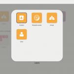 Apps zusammengefasst im Portal von UCS 5: Light Theme
